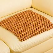 《歐桌拉》檜木珠坐墊-2入