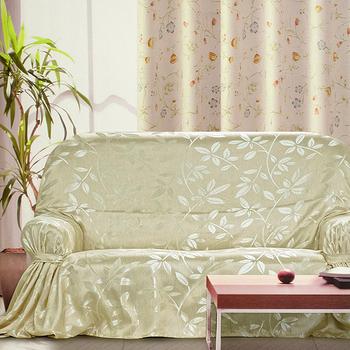 《布安於室》靼葉 DIY 2人座沙發罩(米色)