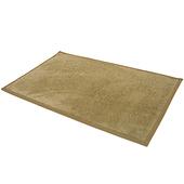 《布安於室》簡單風踏墊-咖啡50x80cm(2入組)