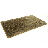 《布安於室》簡約風踏墊-咖啡色50x80cm(2入組)