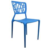 《時尚屋》羅斯餐椅9099可選色(藍色)
