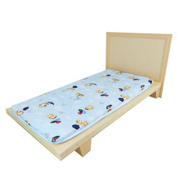 時尚屋 3尺單人冬夏兩用三折式仿藤床墊BU304-3