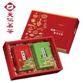 《天仁》嚴選靈芽茶集禮盒(600g/盒)