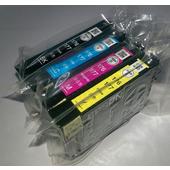 《EPSON》EPSON 177 原廠祼裝組合包 四色 XP225可用