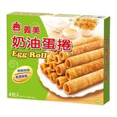 《義美》奶油蛋卷(180g/盒)