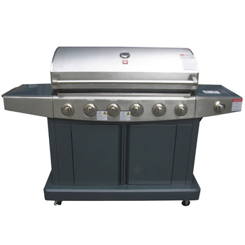 烤爐行家 七爐頭大烤爐(大型宴會)戶外休閒-高級GAS瓦斯烤肉爐(限用桶裝液化瓦斯)