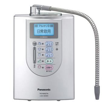 免費到府安裝 Panasonic 國際牌電解水生成器 TK-7405ZTA公司貨(3枚電極電解槽)