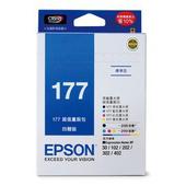 《EPSON》EPSON 原廠墨水匣 T177 T77650(四色超值包)(EPSON 原廠墨水匣T77650(四色組合包))
