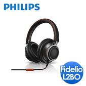 《PHILIPS 飛利浦》Fidelio覆耳式耳機附麥克風(L2BO)