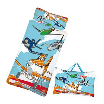 《飛機總動員》飛翔篇幼教兒童睡袋(4*5尺)