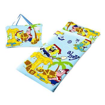 《海綿寶寶》幼教兒童睡袋-寶藏篇(4*5尺 A)