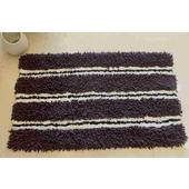 艾菲爾系列地毯-50x80(紫黑)