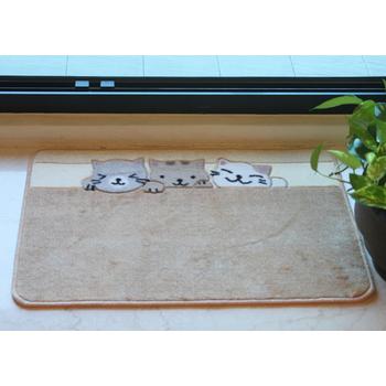 雅絲系列地毯-43x68(貓咪)