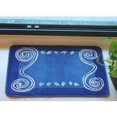 雅絲系列地毯-43x68(藍)