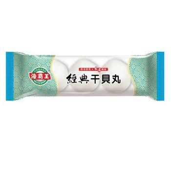 海霸王 經典干貝丸(100g+/-4.5g包)