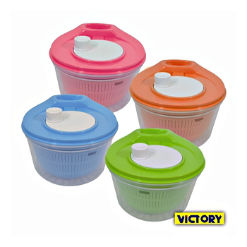 VICTORY 蔬果洗淨脫水器(手動式旋轉)