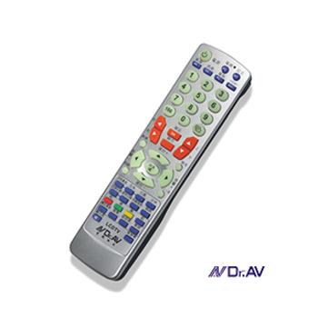 《Dr.AV》液晶電視萬用遙控器 專業版
