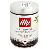 《義大利Illy》深度烘焙咖啡粉(250g/罐)