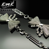 ~KMK鈦鍺 ~~蝴蝶情~ 多 腰鍊、項鍊、配飾