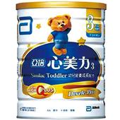 《亞培》心美力成長奶粉3號(1.7kg/罐)