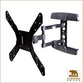 《美國布朗熊》VCMB50 多功能懸臂式電視壁掛架(適用23吋~46吋電視壁掛架)