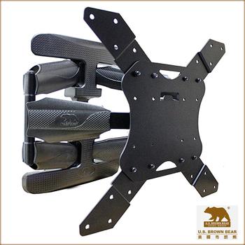 美國布朗熊 VCMB60 多功能懸臂式電視壁掛架(適用40吋~60吋電視壁掛架)