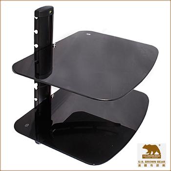 《美國布朗熊》DS-B2 影音設備壁掛支架(影音設備壁掛支架)