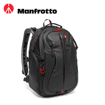 Manfrotto 曼富圖 Minibee-120 PL Backpack旗艦級小黃蜂雙肩背包 120(MB PL-MB 120 小黃蜂)