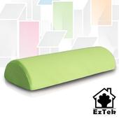 《輕鬆睡-EzTek》竹炭釋壓記憶足枕-繽紛5色(淺綠色)