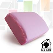 《輕鬆睡-EzTek》釋壓記憶午安枕-繽紛5色(粉紅色)
