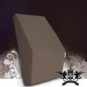 《黎安思-Zean`s》感溫釋壓記憶靠墊-3色(芋灰)