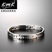 《KMK鈦鍺精品》元羽  純鈦-手鍊