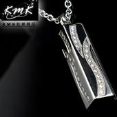 《KMK鈦鍺精品》湧泉三角能量  錐形-墜鍊
