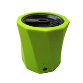 《MARUS馬路》可插卡重低音行動藍牙喇叭+免持通話(時尚綠)