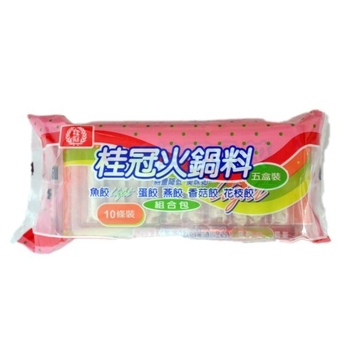 桂冠 火鍋料組合包(496g/組)