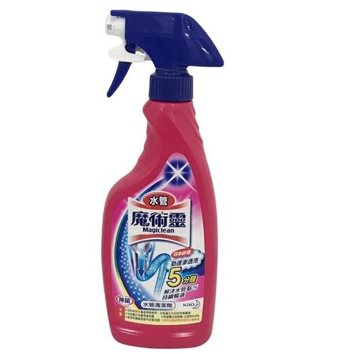 《魔術靈》水管清潔劑噴槍瓶(500ml)