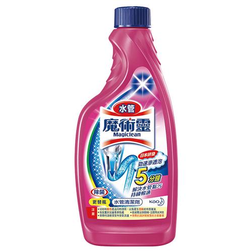 魔術靈 水管清潔劑更替瓶(500ml)