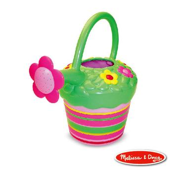 美國瑪莉莎 Melissa & Doug 卡通造型灑水壺 - 繽紛小花