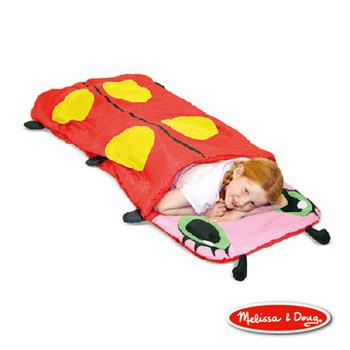 美國瑪莉莎 Melissa & Doug 小瓢蟲莫莉舒眠睡袋