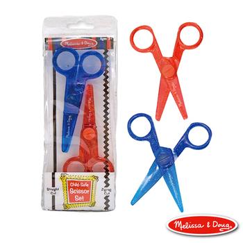 美國瑪莉莎 Melissa & Doug 兒童專用安全剪刀組合包
