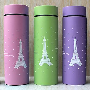 艾菲爾304不鏽鋼兒童保溫杯/保冰杯/隨身杯(280ml)(粉紫)