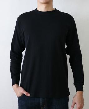 三花 長袖彩色圓領衫 - U99507(L)