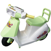 《久達尼》久達尼TCV-526 速克達電動摩托車(淺綠色)