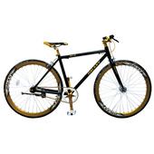 《BIKEDNA》XL1.2 Fixed Gear單速車騎士黑 $4990