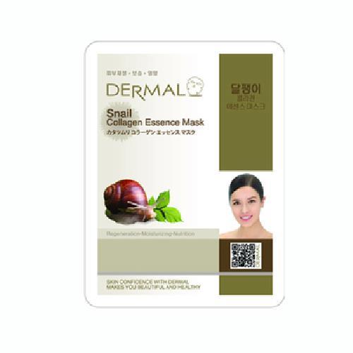 《韓國Dermal》蝸牛保濕面膜(23g/包)