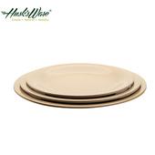 《Husk's ware》稻殼天然無毒環保餐盤3件組