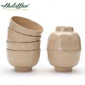 《Husk's ware》稻殼天然無毒環保日式餐碗(六入)