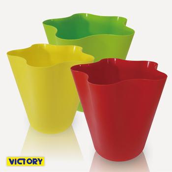 《VICTORY》花朵兒/收納籃/垃圾桶