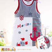 《魔法Baby》嬰幼兒睡袋 柔舒雪絨加厚鋪棉極暖防踢睡袋 ~k36015(F)