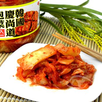 韓英 韓國慶尚道泡菜1kg/罐(1罐)